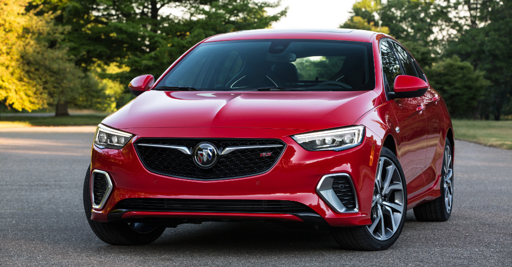 Buick Regal Sportback: Uniqueness in the Midsize Sedan Class