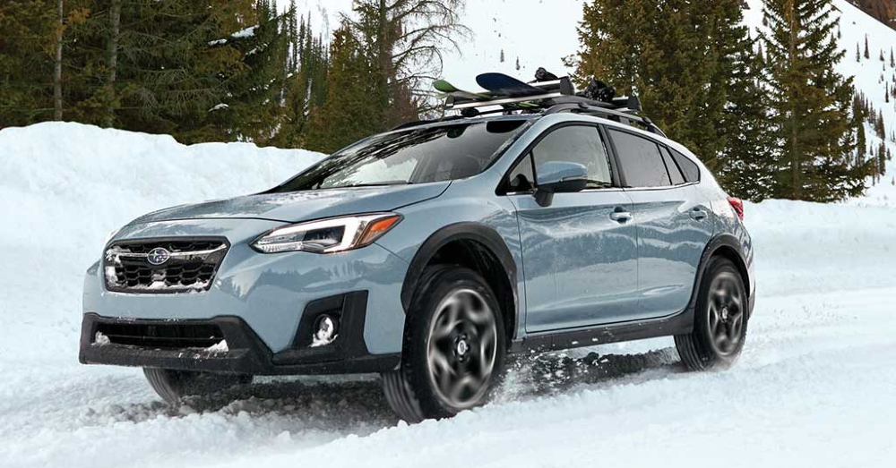 The Subaru Crosstrek is a Combo Vehicle