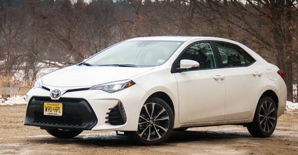 The Toyota Corolla is A Comfortable Value Player for You