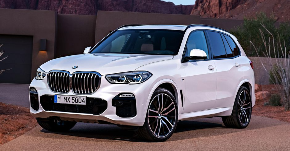 2019 BMW X5: A True Luxury SUV