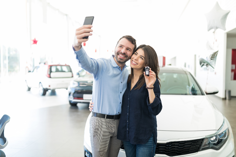 Engage With Amazing Automotive Social Media Posts