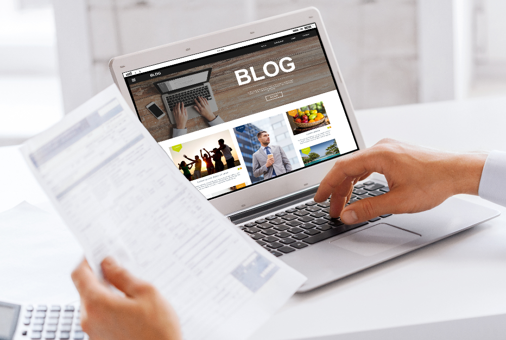 Your Business Blog Should Help to Improve Your Sales