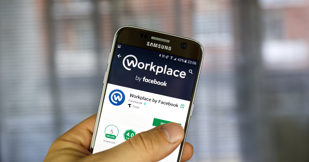 Collaborate With Ease on Facebook Workplace