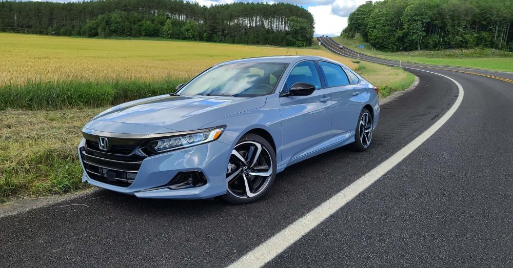 Class Leading Sedan for Five Decades - Honda Accord
